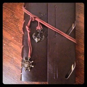Accessories - Nautical themed journal